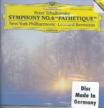 TCHAIKOVSKY:SYM. 6 BY BERNSTEIN,LEONARD (CD)