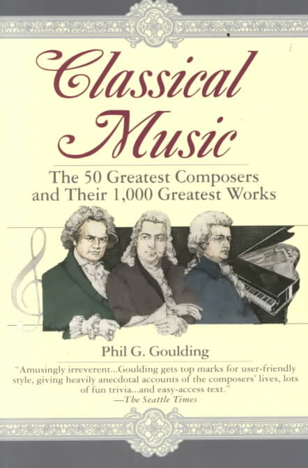 Classical Music By Goulding, Phil G.
